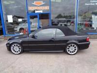 2005 BMW 3 SERIES 325CI SPORT .... NO VAT .... CONVERTIBLE PETROL