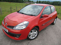 Renault Clio Dynamique 1.4 Only 52K FSH ( 7 stamps) Stunning Years MOT. NOW £1,995 ono