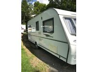 2008 Coachman Pastiche Fixed Bed 530/4 4 Berth Touring caravan