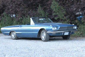 1966 Thunderbird Convertible 5 Speed
