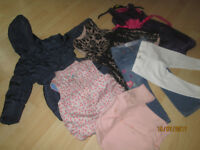 SELECTION OF GIRLS CLOTHES