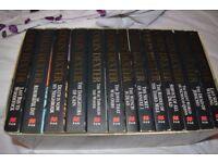 Bundle of colin dexter books