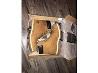 Mens Timberland 6-inch Premium Boots Uk Size 9.5