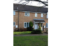 4-bedroom house with garage, part furnished, quiet location in Milton, Cambridge