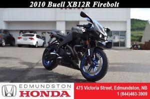 2010 Buell XB12R Firebolt 1202cc! Light Weight! Torque-rich V-Tw