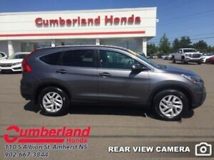 2015 Honda CR-V SE  - Bluetooth -  Heated Seats