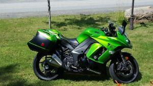 Superbe Ninja 1000 ABS sport touring