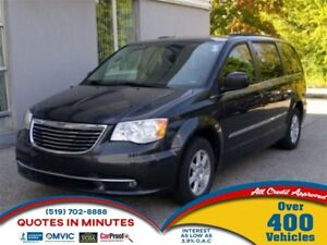 2011 Chrysler Town & Country Touring | DVD | ROOF | STOW-N-GO