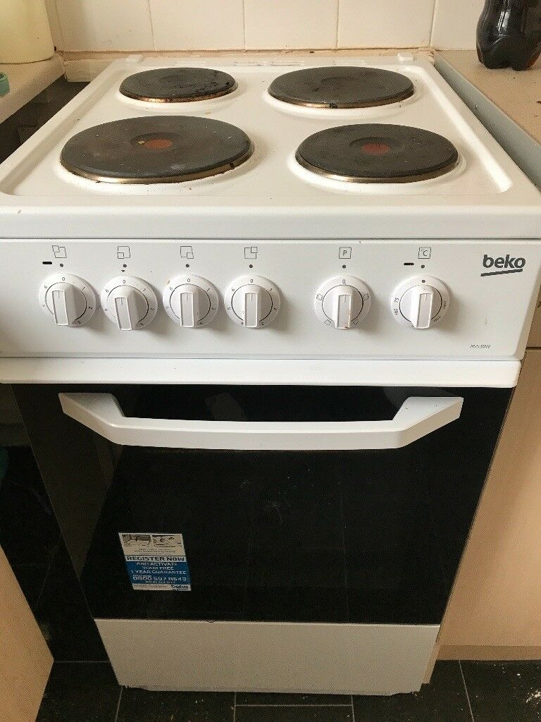 Beko cookerin Motherwell, North LanarkshireGumtree - 6 month old electric beko cooker. Not needed as ive moved home. Pick up only