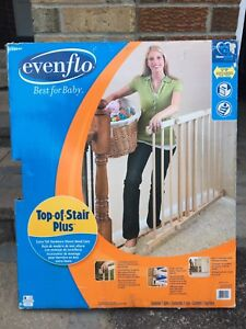 Evenflo safety gate New