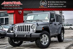 2017 Jeep WRANGLER UNLIMITED New Car Sport|4x4|PwrConv,Lighting,