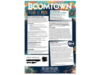 Boomtown 2017 £200 camping w/ coach from London Waterloo
