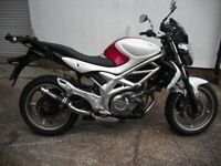 Suzuki SV650 Gladius 2009 K9 good condition Location Wimbledon