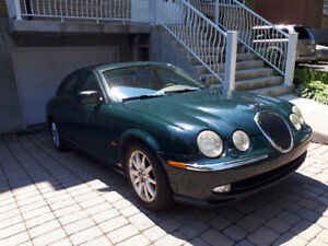 2000 Jaguar S-TYPE - Priced to sell!