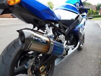 GSXR PARTS WERX EXHAUST AND MORE