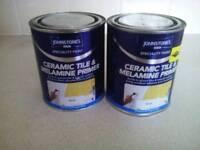 X2 Johnstone's Ceramic Tile & Melamine Primer