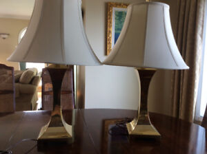 Lamps - living room or bedroom