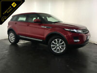2014 RANGE ROVER EVOQUE PURE TECH SD4 DIESEL 1 OWNER SERVICE HISTORY FINANCE PX