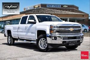 2016 Chevrolet SILVERADO 2500HD LT CREW CAB. LONG BOX. 6.0L V8.