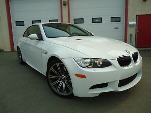 2008 BMW M3 Convertible, 6-Speed Manual, LOADED, Nav, Heated S
