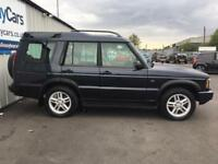 2004 Land Rover Discovery 2 2.5 TD5 Landmark Station Wagon 5dr (7 Seats)