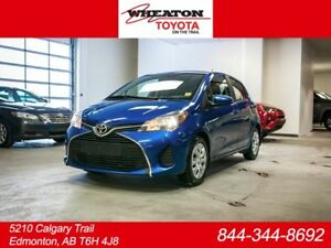 2016 Toyota Yaris LE, HATCHBACK, BLUETOOTH, POWER WINDOWS, POWER