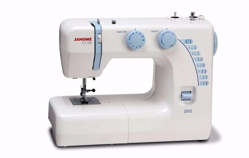 Janome 40 Sewing Machine In Walthamstow London Gumtree New Janome Sewing Machine 2032