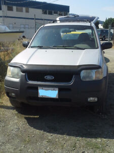 2002 Ford Escape Grand Forks Parts