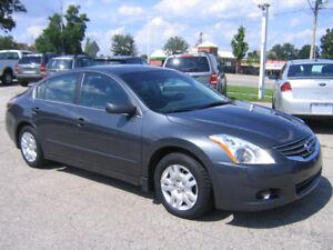 2011 Nissan Altima 2.5 S Sedan