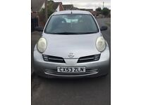 Nissan Micra 1.0 E (53) Perfect for a first car!