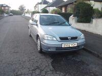 Vauxhall Astra Club 2002