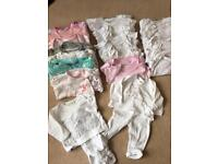 Baby girls 3-6 month bundle
