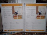 New Babydan Multidan Beech Wood Stair Gates for Baby / Toddler / Child / Pet