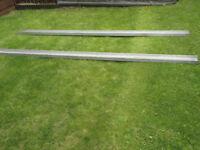 Aluminium Ramps L= 3.4 m x W=130mm