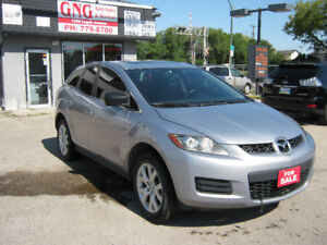 2007 MAZDA CX7 127 Kms @ GNG Motors 1350 LOgan Ave$ 7495