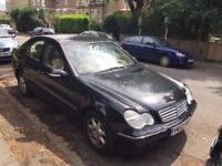 used mercedes c180 automatic