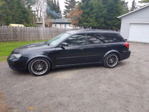 2005 Subaru Legacy Limited full equip Wagon