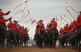 RCMP Musical Ride, 5 Tickets - Sunday at 1