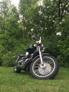 2003 Honda Shadow Spirit 750 - Great Condition