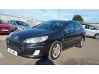 2005 Peugeot 407 estate 2.0 hdi 6 speed 12 months mot genuine low mileage
