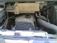 iveco 2.3 hpi complete engine 2005