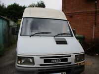 Iveco Daily Turbo 3510 Van SPARES/REPAIRS