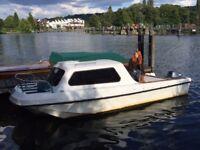 Wilson 17ft Boat