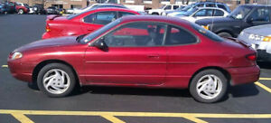 1998 Ford Escort Coupe (2 door)