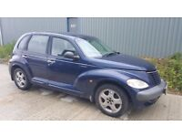 pt cruiser cheap car must go with or without mot your choice