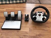 Fanatec CSR Steering Wheel (360, PC, PlayStation)