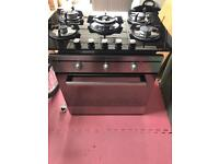 Indesit Gas Oven and Hub