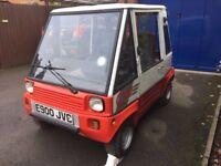 Liger JS6 Prototype Electric Car Microcar Classic Retro Micro Car