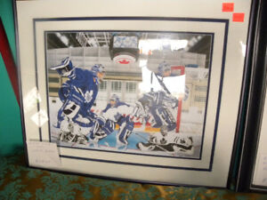 Toronto Maple leaf Prints for sale