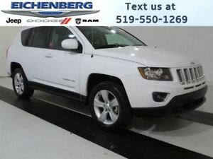 2016 Jeep Compass North 4x4 *LOW KMS*